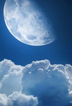 Glorious moon