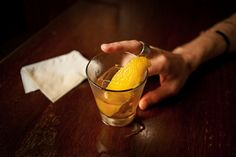THE BEST COCKTAIL BARS IN THE US: THE VARNISH