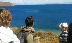 OSNI / USO filmado no Lago Titicaca?
