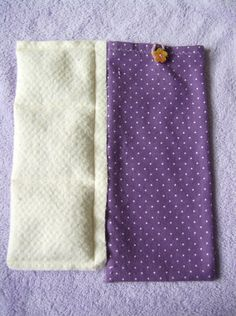 Flax Seed Eye Pillow Face or Neck Mask Unscented by greenlioness, $18.50