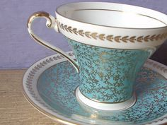 antique robin egg blue plate - Google Search
