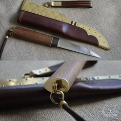 Viking knife - Gotland http://jorgencraft.com/index.php?route=product/category&path=61