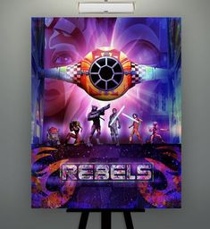 Hey, I found this really awesome Etsy listing at https://www.etsy.com/listing/229403342/star-wars-rebels-inspired-11x14-signed
