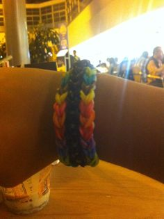 Double Triple Single Rainbow Loom