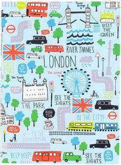 Travel london sightseeing england