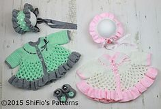 Ravelry: Honeycomb Baby Crochet Pattern #313 pattern by ShiFio's Patterns