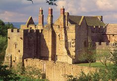 The construction of the manor house began in 1296 by Robert de Reymes, a wealthy Suffolk merchant. It was captured by the Scots in 1315 and again in Oh The Places You'll Go, Places To Travel, Places To Visit, Palaces, Beautiful Castles, Beautiful Places, England And Scotland, England Uk, English Castles