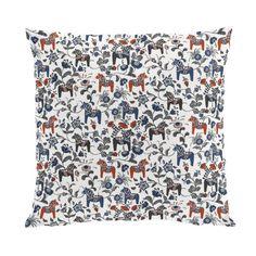 Arvidssons Textil ~ Leksand Mini kuddfodral 50x50 cm - SovrumsShoppen.se
