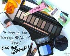 Blog Hop GIVEAWAY -- Holiday Giveaway -- frommyvanity.com