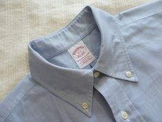 Brooks Brothers Oxford Cloth Button-Down.