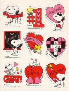 Valentine's Snoopy and Woodstock Snoopy Valentine, Valentine Day Crafts, Valentines, Peanuts Cartoon, Peanuts Snoopy, Snoopy I Love You, Snoopy Family, Snoopy Images, Joe Cool