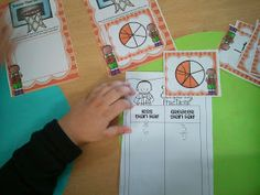 Teachin' Thrifty: Trade 'n' Grade Swap!! FREE fraction on a number line center!!!