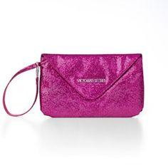 http://stores.ebay.com/VSPINK-STORE Victoria's Secret Limited Edition Valentine's Day Glam Wristlet