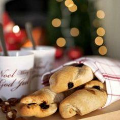 Ann-Charlotte Fägerlinds minibaguetter med fikon och russin Ann, Charlotte, Bread, Brot, Baking, Breads, Buns