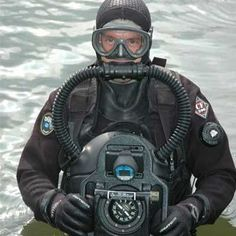 Belgian Police Team Dive DUI