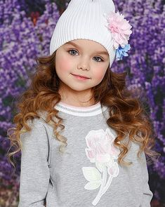 The Most Beautiful Girl, Beautiful Models, Beautiful Children, Beautiful Babies, Cute Little Girls, Cute Kids, Little Ones, Baby Girl Blue Eyes, Anastasia Knyazeva
