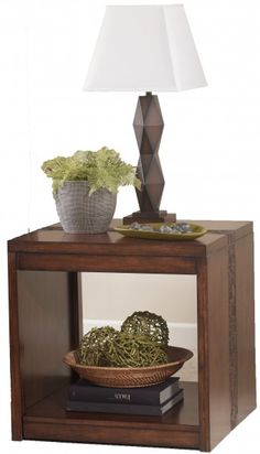 Brockland Square End Table by Ashley Furniture