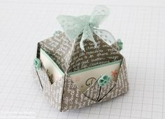 Stampin Up Anleitung Tutorial Box