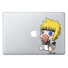 [ Minato Namikaze ] PACIFIER SERIES FOR MACBOOK & LAPTOP