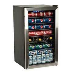 Thumbnail Image of EdgeStar 103 Can and 5 Bottle Extreme Cool Beverage Cooler