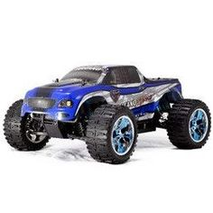 Volcano EPX PRO Truck 1/10 Scale Brushless Electric (With 2.4GHz Remote Control)
