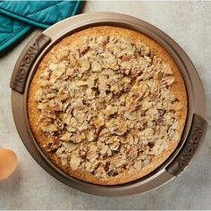 Ayesha Curry Ayesha Curry Non-Stick Round Cake Pan | Wayfair Chocolate Log, Chocolate Recipes, Cheap Clean Eating, Clean Eating Snacks, Round Cake Pans, Round Cakes, Quiche Recipes, World Recipes, Savoury Cake