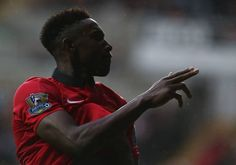 Danny Welbeck #MUFC - Seems to have become a regular for both club and country. Has already doubled his tally for last season with 2 well taken goals against Swansea. Bright start by Welbeck.