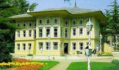 "Aynali Kavak Summer Pavilion - ""Mirrored Poplar"" built 1700s"