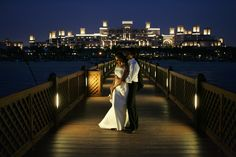 Madinat Jumeirah Resort, Dubai- Weddings - Honeymoon Destinations - Pierchic restaurant