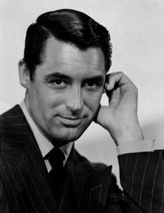 Cary Grant. You can't watch one of his movies and not wish he was charmingly seducing you.