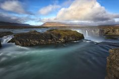 Godafoss waterfall - If you want follow me in facebook page Matteo Fortunato Photography