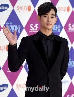 2014-12-31 SBS Drama Awards Red Carpet