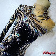 "465 отметок «Нравится», 12 комментариев — Juliy Annushkina (RGkup) (@rgkup_leotards) в Instagram: «The detailed shot of ""Yakutia's GOLD""! The amazing leotard by my own hands!👏🏻👏🏻👏🏻👍🏻#beauty…»"