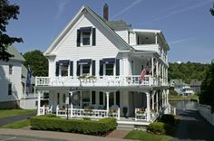 Harborage Inn, Boothbay Harbor, ME