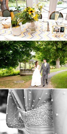 Laura & Patrick Real Vermont Wedding Inspiration | Basin Harbor Club Wedding | Vermont Bride Magazine