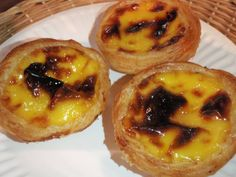 3 Foods Not to Miss in Lisbon, Portugal ~ Living the Dream