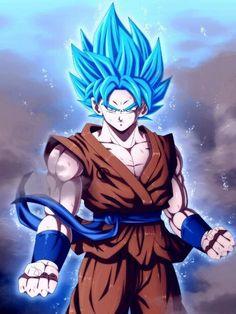 lbcloomis Wallpaper HD New: Wallpaper Goku Super Saiyan God Blue Super Saiyan Blue Vegito, Super Saiyan Blue Kaioken, Super Vegeta, Dbz, Goku Saiyan, Goku Blue, Dragon Ball Z, Foto Do Goku, Anime Guys