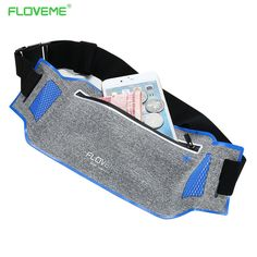 FLOVEME Universal Sport Waist Case For iPhone 7 6 6s Plus Running Phone Bag Case For Samsung Galaxy S7 S6 Edge Note 5 4 Capa