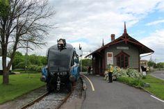 EXPORAIL, le Musée ferroviaire canadien / the Canadian Railway Museum - Le grand retour de la Dominion of Canada / The great return of the Dominion of Canada (11)