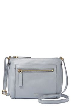 Fossil 'Vickery' Leather Crossbody Bag   Nordstrom