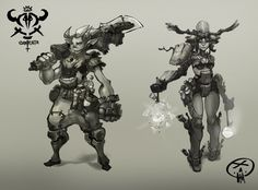 2D Artists Call - Post your concepts to model - Polycount Forum