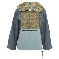 Levi's X Liberty Floral Carlin Print Hooded Anorak size null