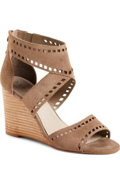 7c018d40a545 Hinge Taryn Wedge Sandal (Women) available at  Nordstrom Wedge Sandals