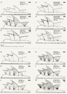 Sydney opera house plans and sections