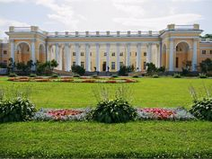 Alexander Palace, built by Catherine the Great for her favorite grandson Alexander, the last Tsar of Russia.