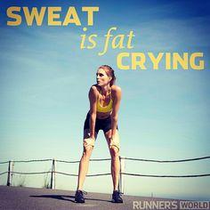 Motivational Running Quotes: Burn Fat!