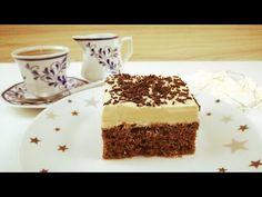 No Cook Desserts, Food Cakes, Tiramisu, Cake Recipes, Cooking, Ethnic Recipes, Youtube, Cakes, Kitchen