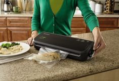 Today Only! FoodSaver Vacuum Sealing System with Starter Bag/Roll Set Only $59.99 Shipped! (reg. $99.99)