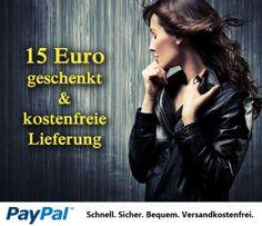 15EUR geschenkt & versandkostenfreie Lieferung bei Lederjacken24