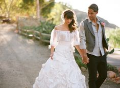 cute mexican style dresses | Spanish Wedding Dresses | Green Wedding Shoes Wedding Blog | Wedding ...